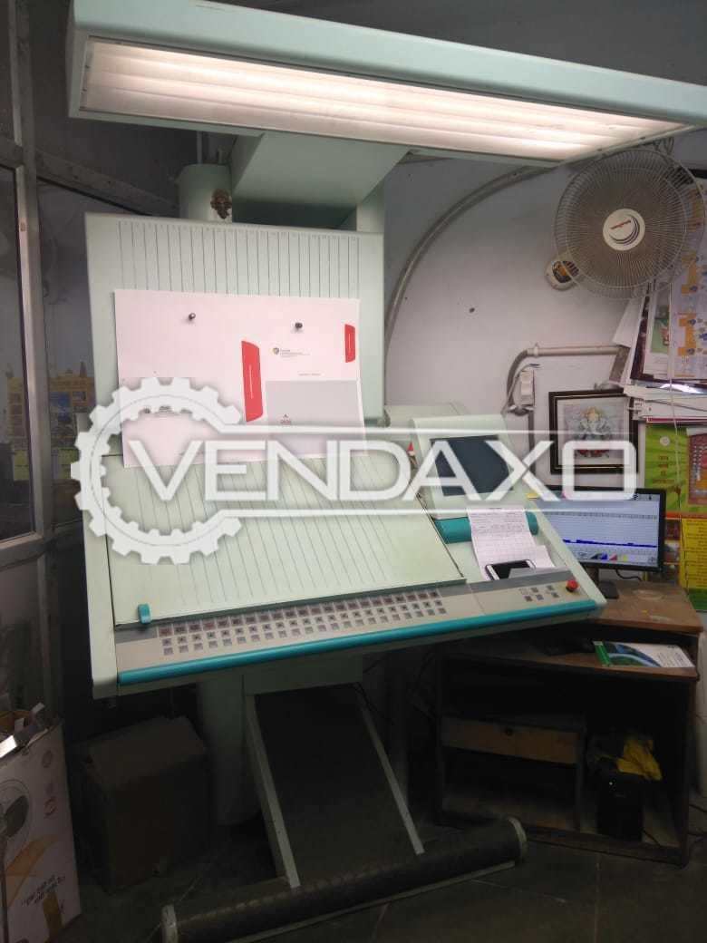 Kba Performa / Adast Polly 474 Printing Machine - 4 Color