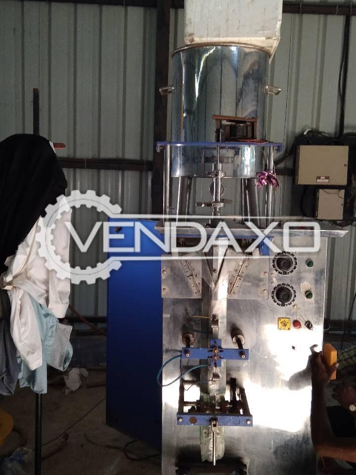 Neera Pouch Packing Machine - 1000 Liter Per Hour