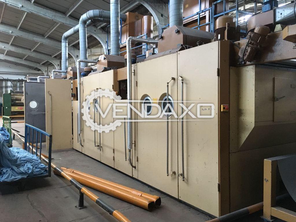 Anglada Turbang Tumble Dryer Machine - Width - 2.2 Meter