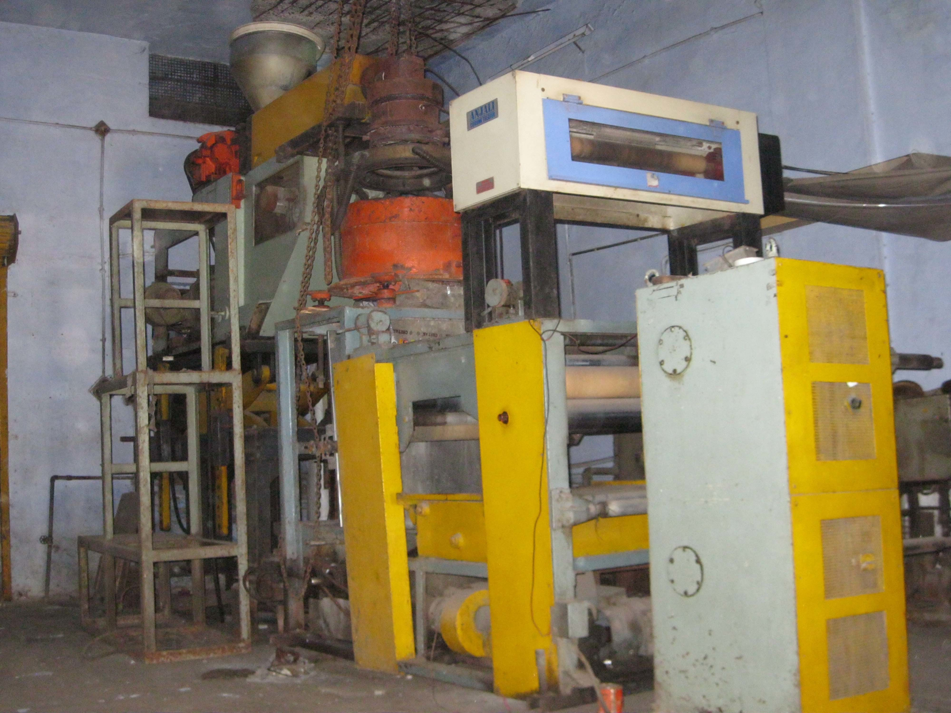 Polypropylene Film Making Plant