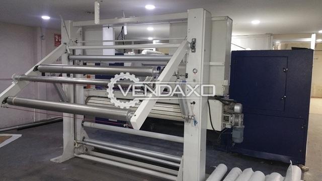 MS Brand Digital Printing Machine - Width - 1.8 Meter , 16 Color