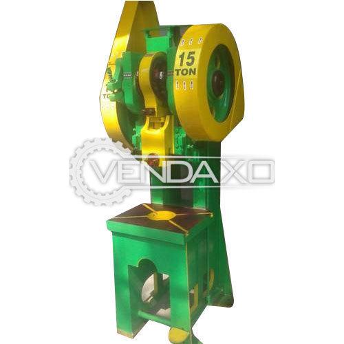 Power Press - 10 Ton