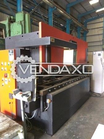 Amada ITS 100/3 CNC Press Break  - 100 Ton