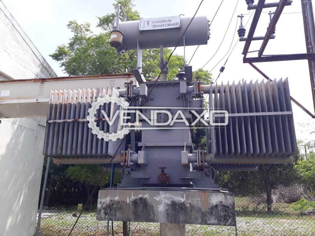 Universal Transformer - 950 Kva , 433 Volts