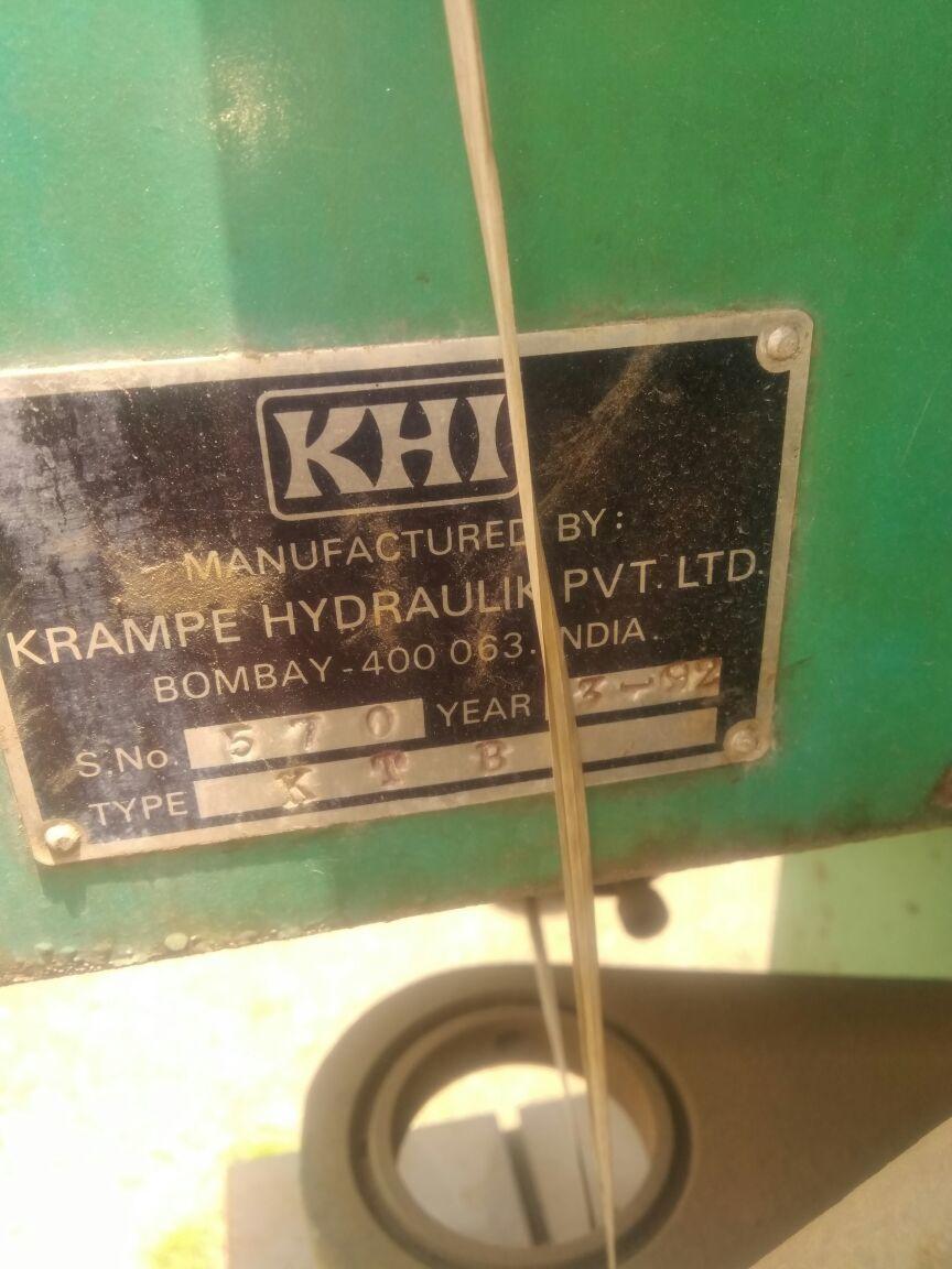 Hydraulic press 2 10ton