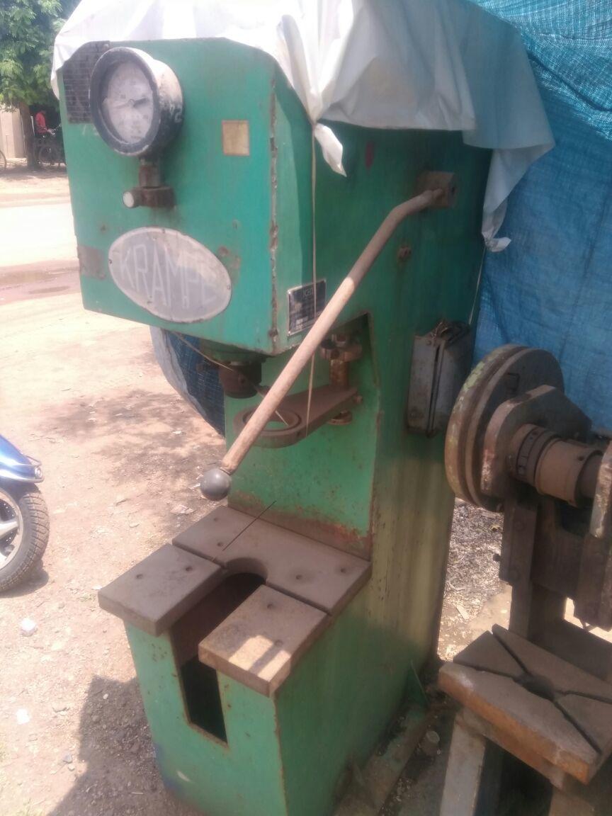 Hydraulic press 3 10ton