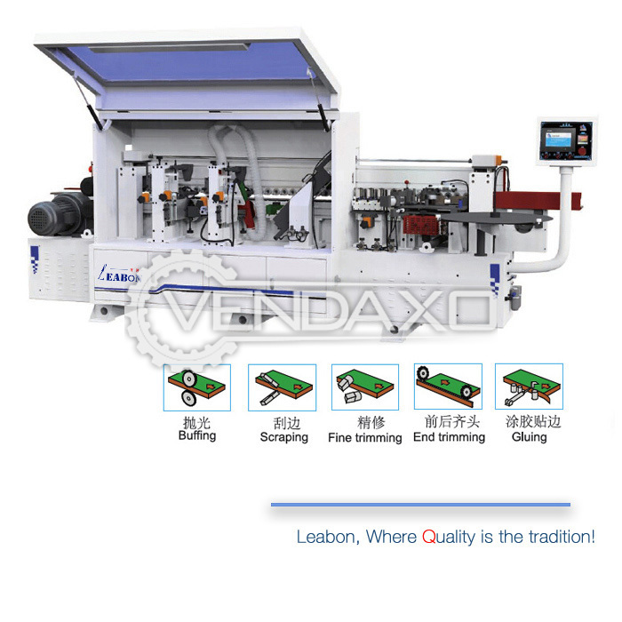 Edge T450 Banding Machine - Motor Power - 8 KW