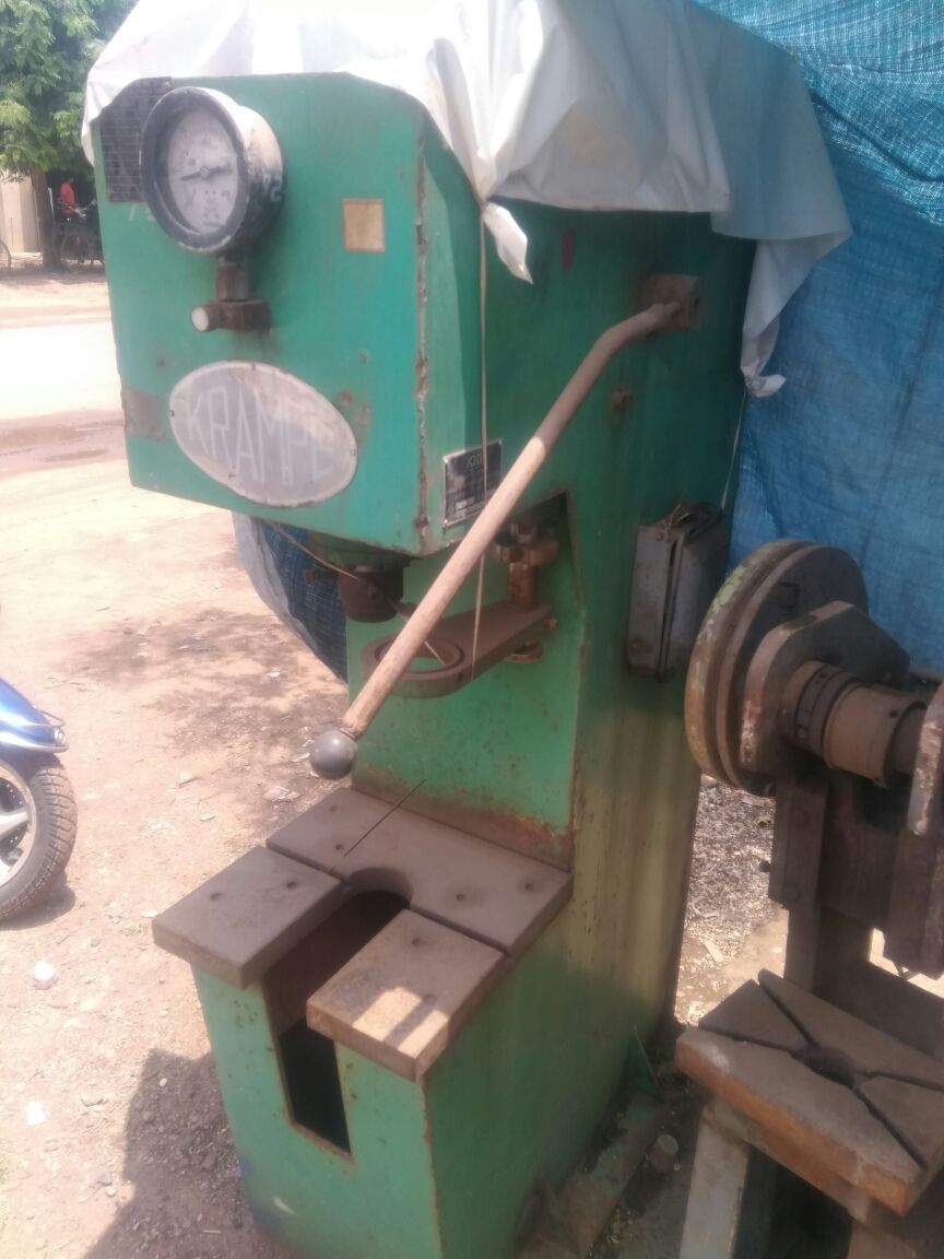 Hydraulic press 4 10ton