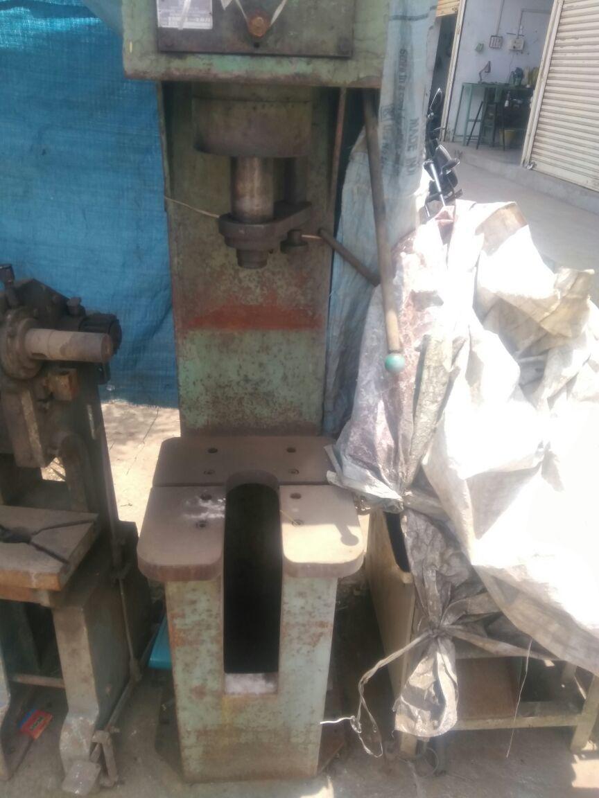 Hydraulic press 2 20ton