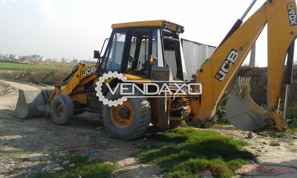 JCB 4DX Backhoe Loader - Power - 92 HP , 68.6 KW
