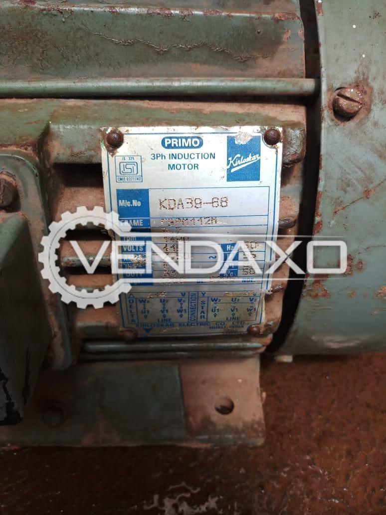 Kirloskar Motor - 5 HP