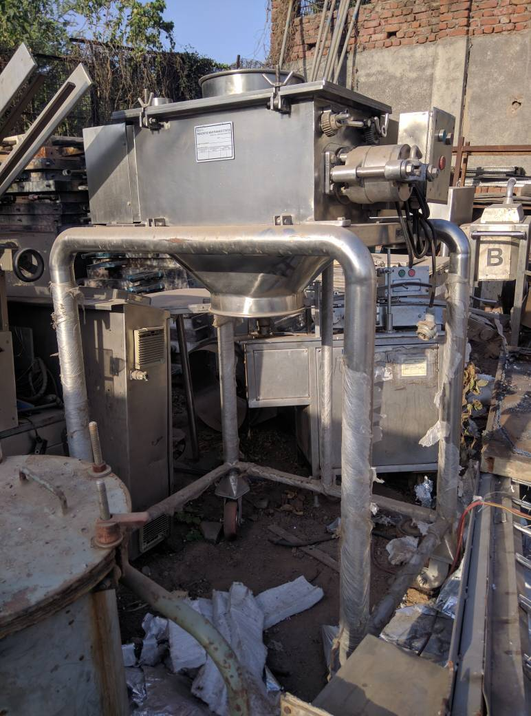 Pharma- Granulator mixer ss 316