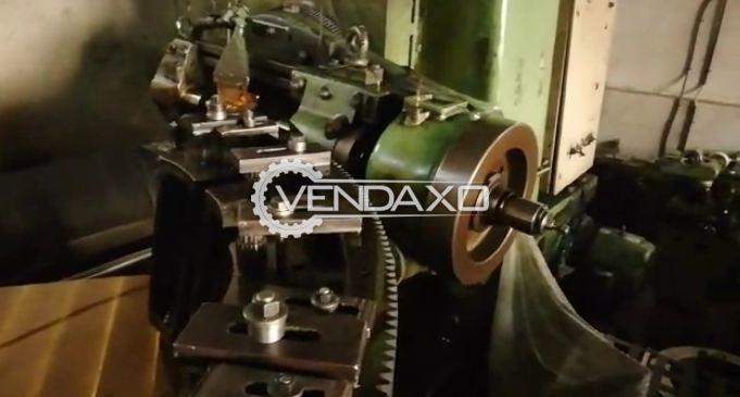 David Brown Gear Hobbing Machine - Table Diameter - 3350 mm