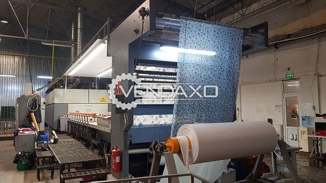 Stork RD-4 Rotary Printing Machine - 10 Color
