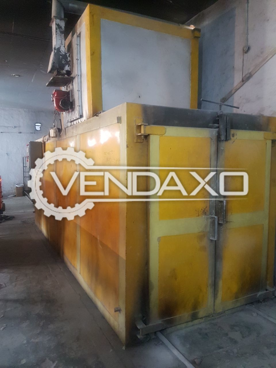 Powder Coating Plant Oven - 7000 Liter