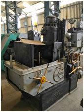 Blanchard rotery grinding machine