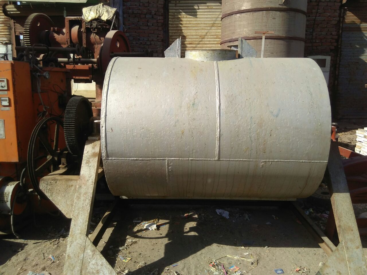 Ball Mill with Motor