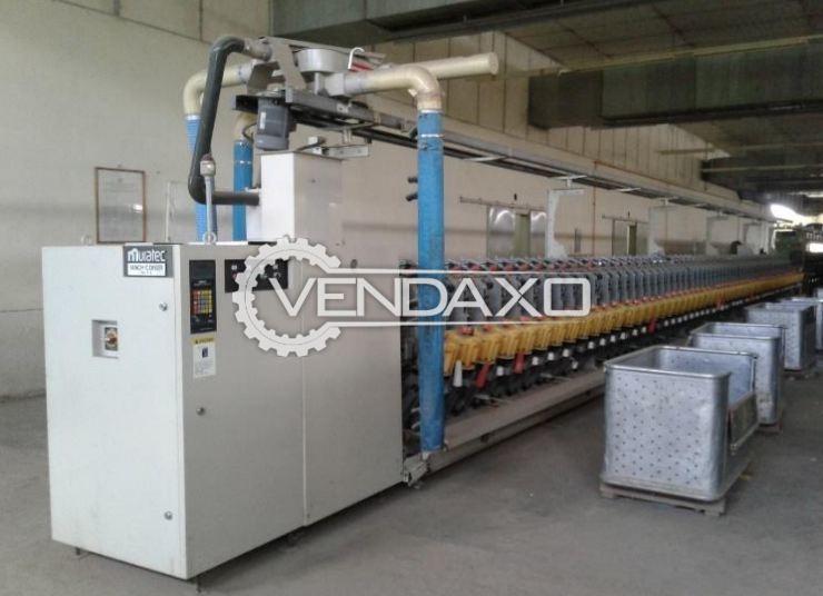 1 x Murata Machconer 7-V Winding Machine -  60 Head