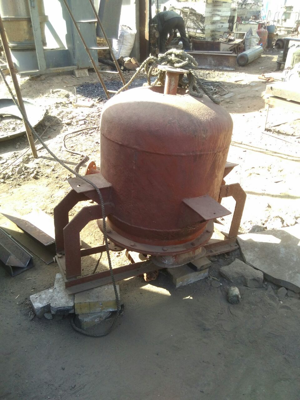 200 litre Reactor  with Jacket