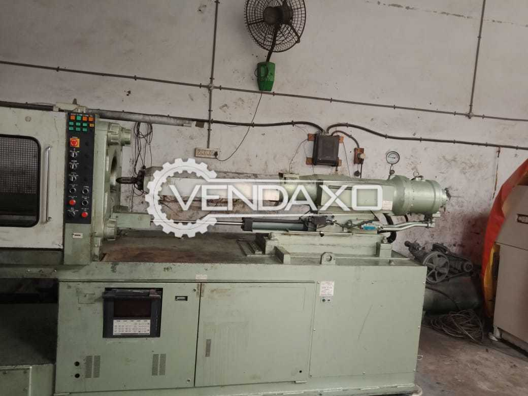 Nissei FE160S Injection Moulding Machine - Clamping Force - 160 Ton