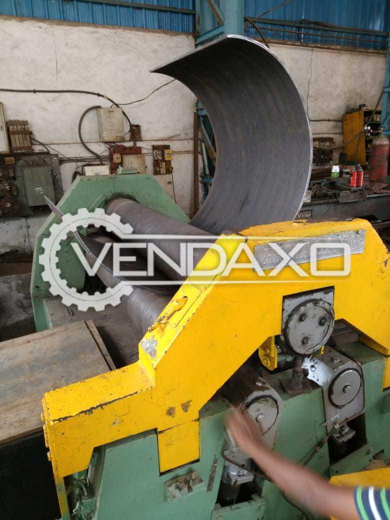 Himalaya Sheet Rolling Machine - 38 mm