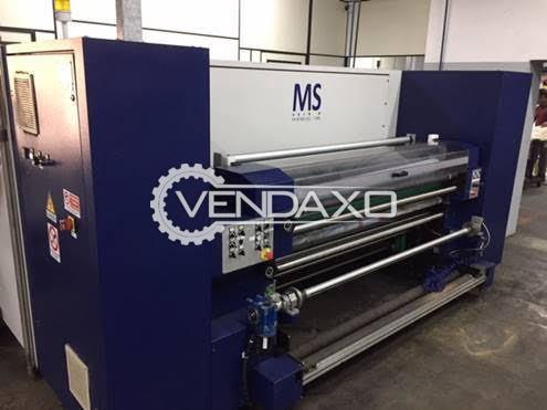 MS JP6 Digital Printing Machine - Width - 1800 mm
