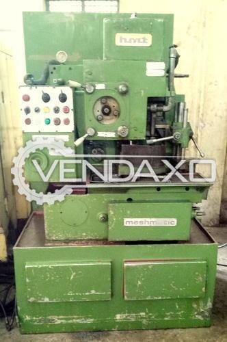 HMT Meshmatic Gear Shaper Machine - Diameter - 200 mm