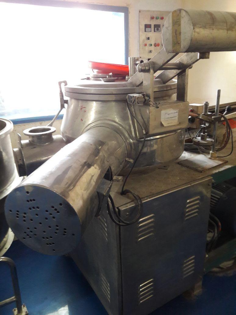 Rapid Mixer Granulator Machine 60 liter