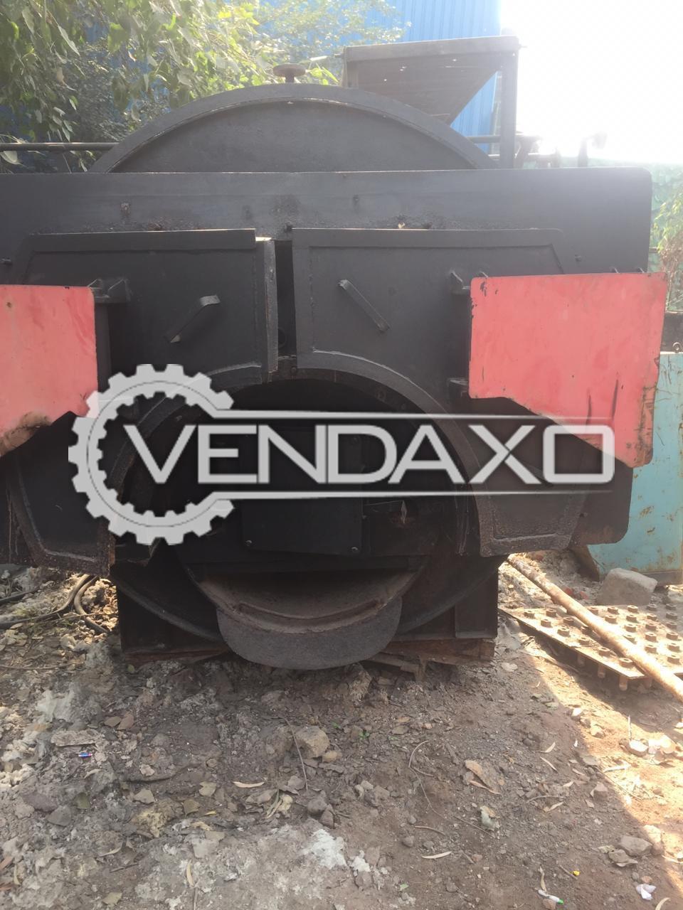 Rajdeep Coal Wood Fired Boiler - 3 Ton