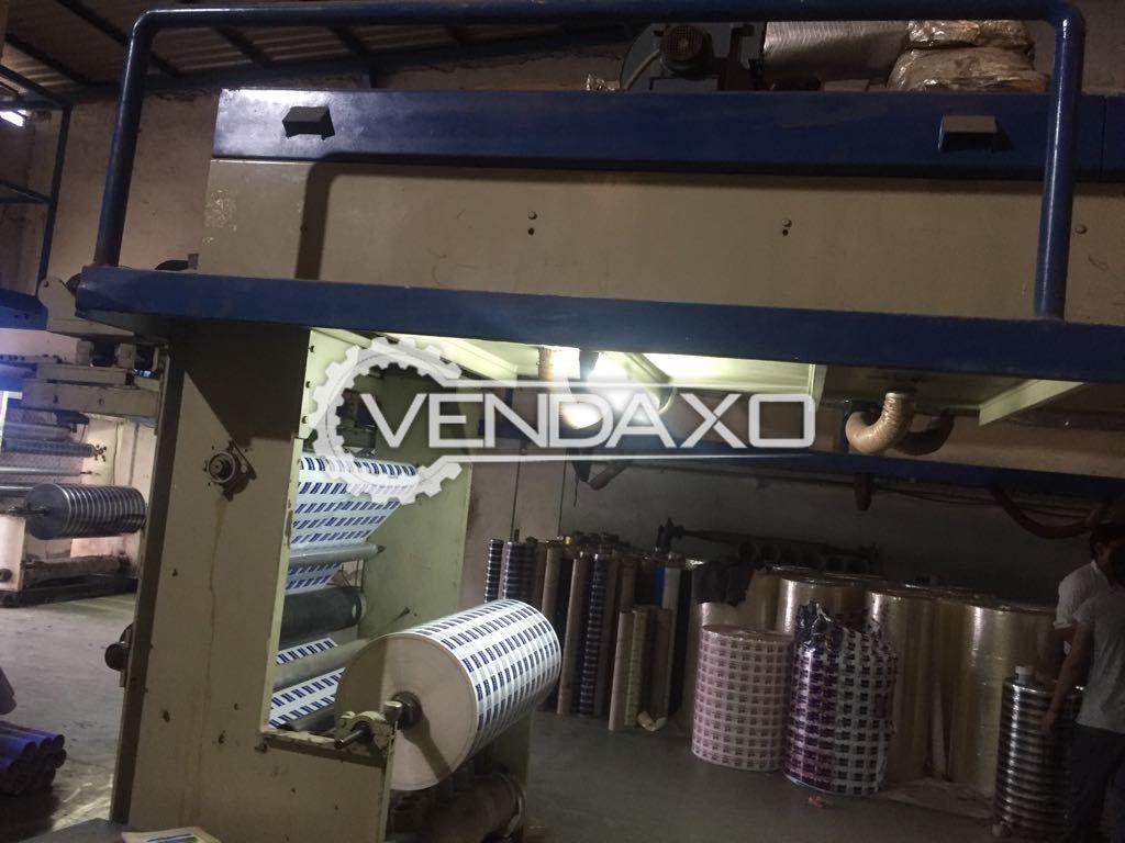 Bopp Tape Making Plant - 1050 mm