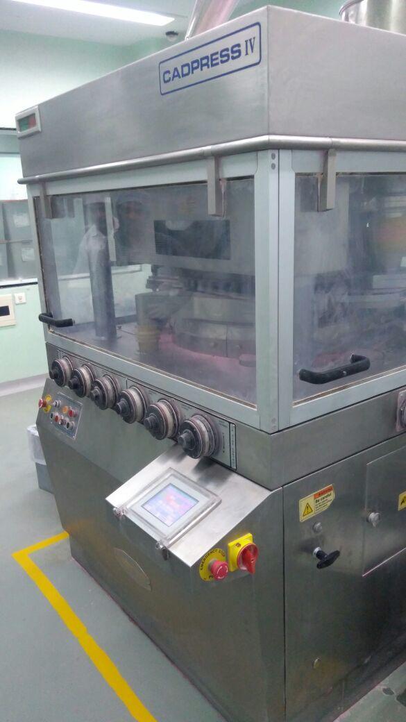 Rotary Dryer 45 DD