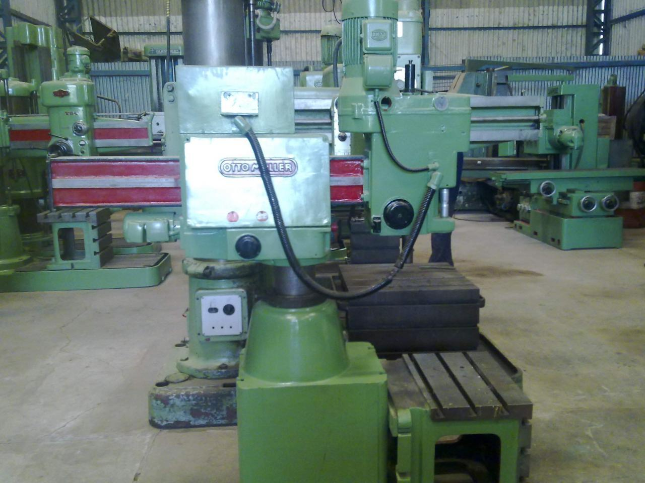 Otto muller radial drill 40mm x 1250 mm.77175123 large