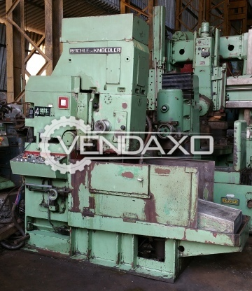 Reichle & Knodler TFV 4 Vertical Rotary Surface Grinder Machine -  Table Diameter - 400 mm