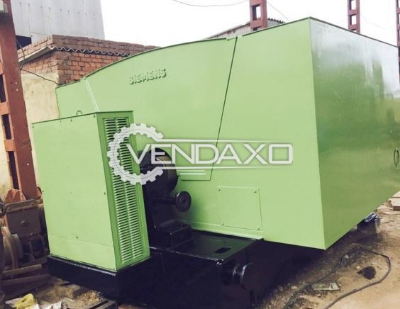 SIEMENS Alternator - 6600 Kva , 5650 KW