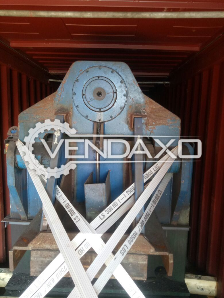 Jaromet HR 30-25 Roll Bending Machine - Working Length - 3000 mm