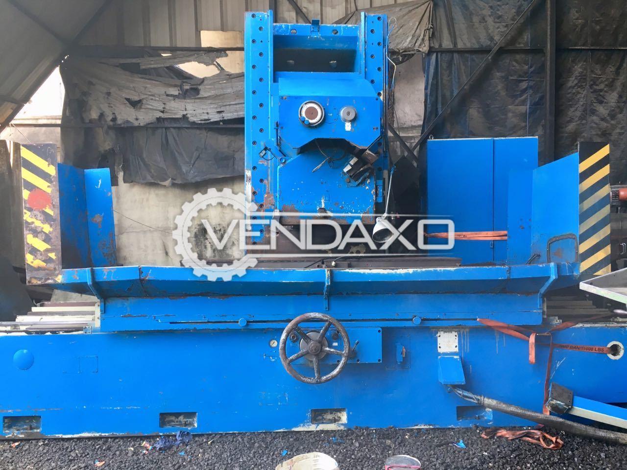 WMW Surface Grinder Machine - 900 x 2000 mm
