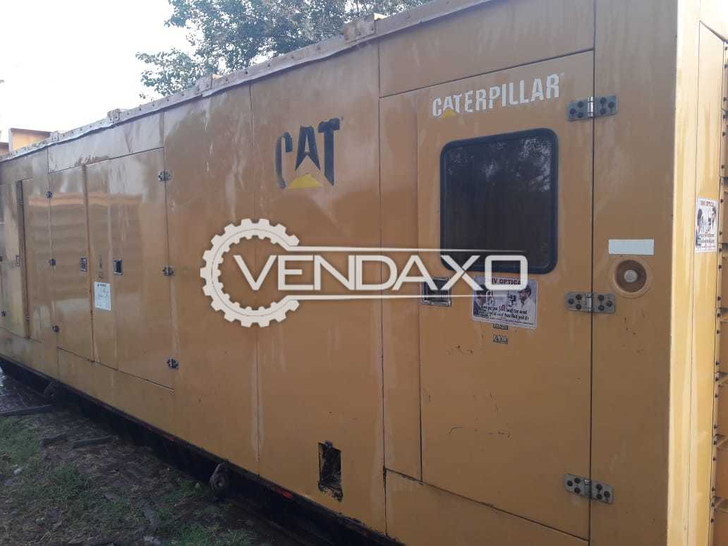 Caterpillar Diesel Generator - 1010 Kva , 2012 Model
