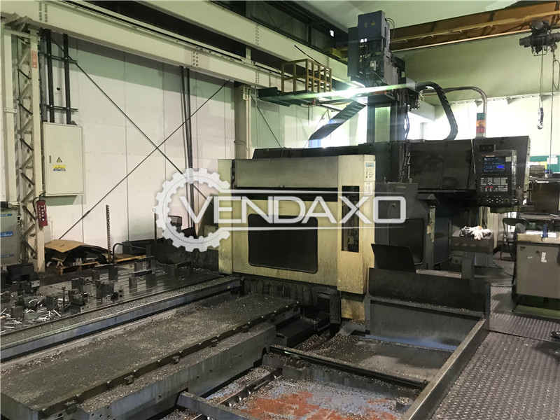 MAZAK  V-60 Face Double Column Machining Center - Table Size - 3000 x 1250 mm