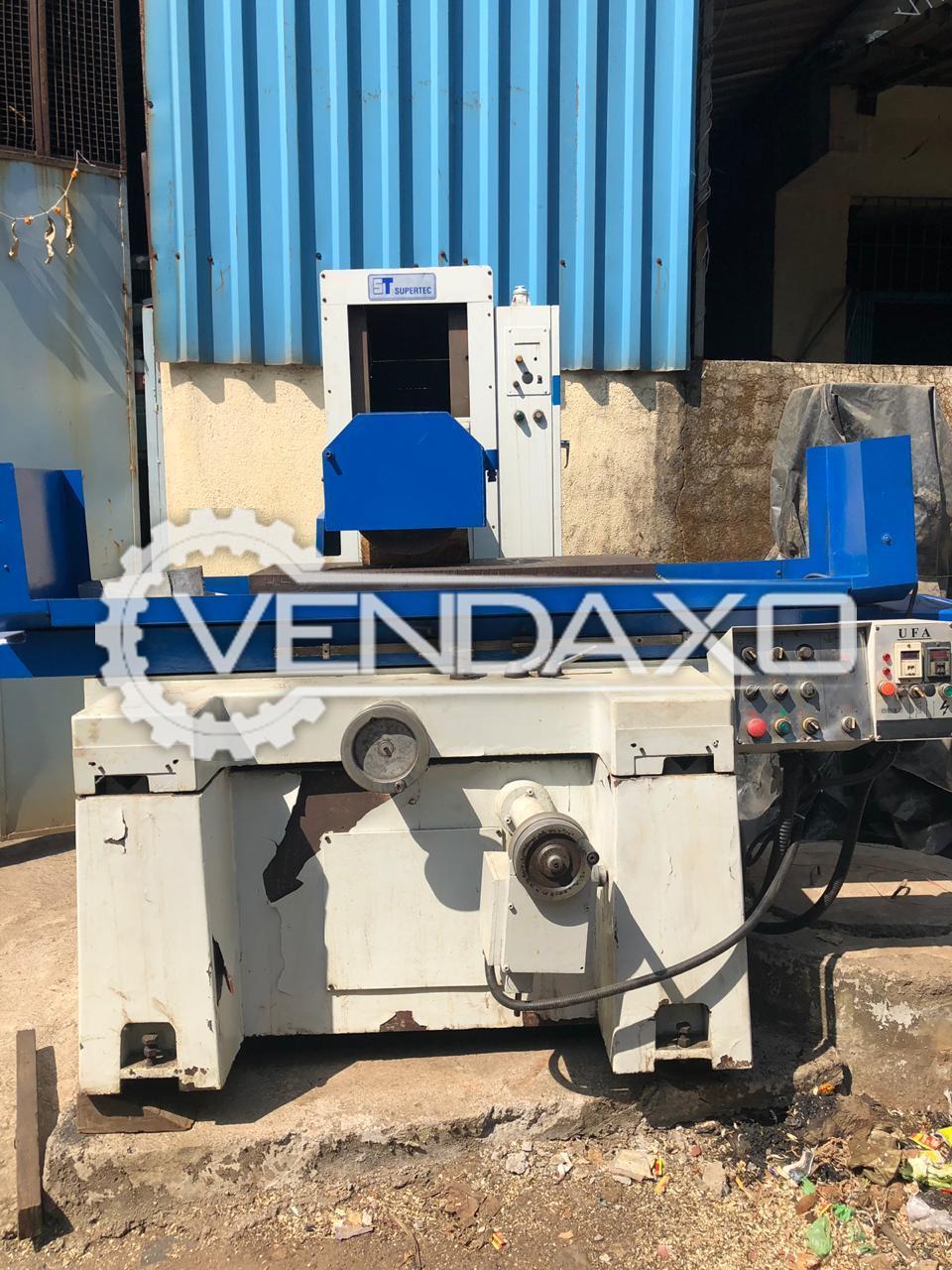 Supertec Grinding Machine - 1000 x 400 mm