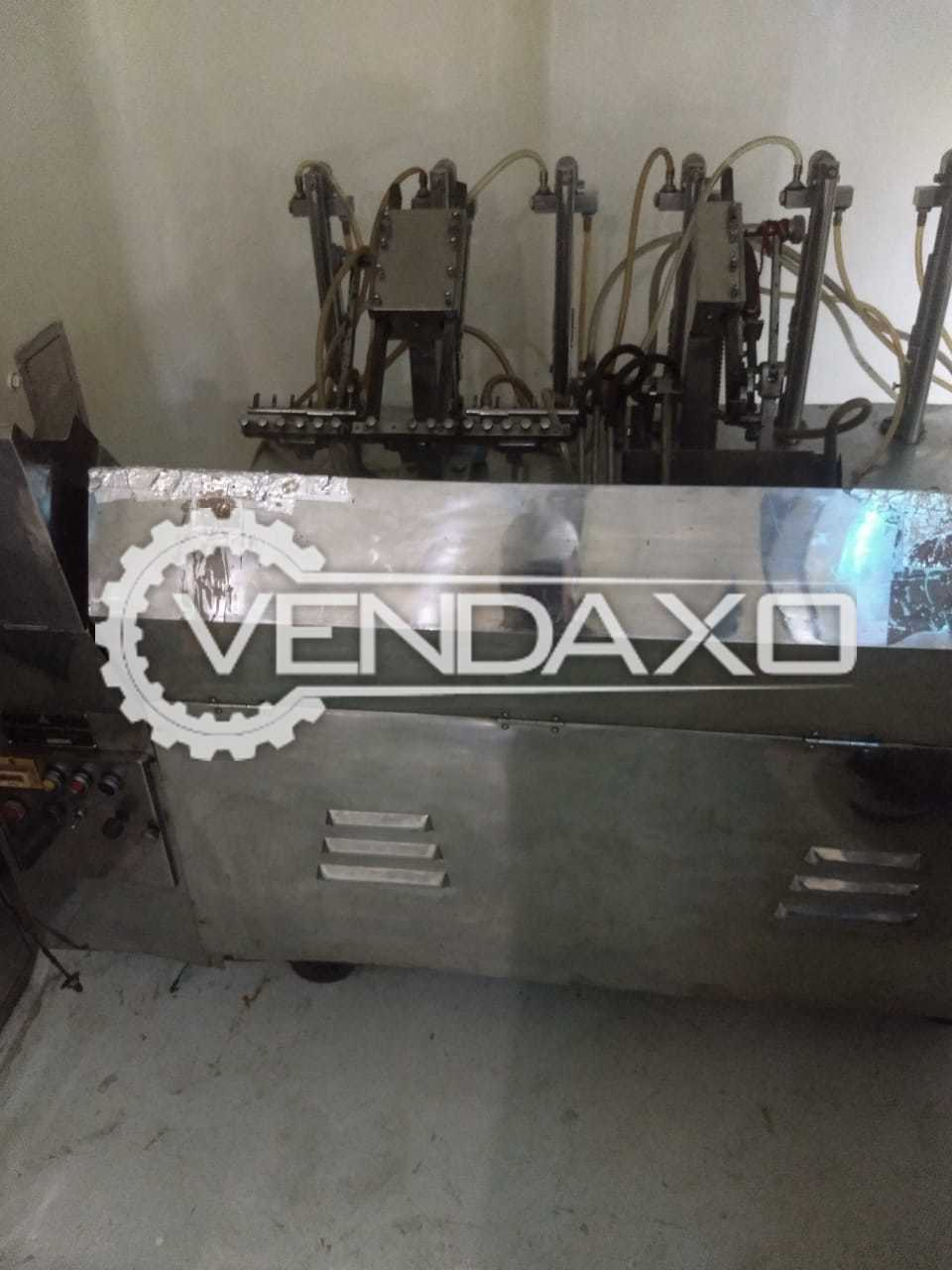 Ampoule Filling & Sealing Machine - 6 Head