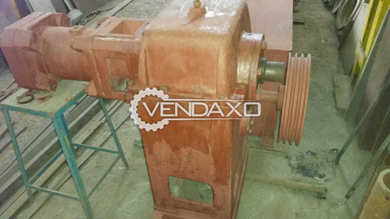 Richardson & Cruddas Extruder Machine - 4.5 Inch