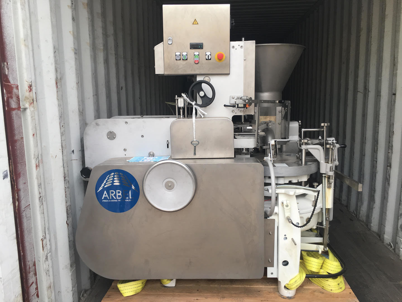 Tvorog Wrapping Machine Fasa Lithuania
