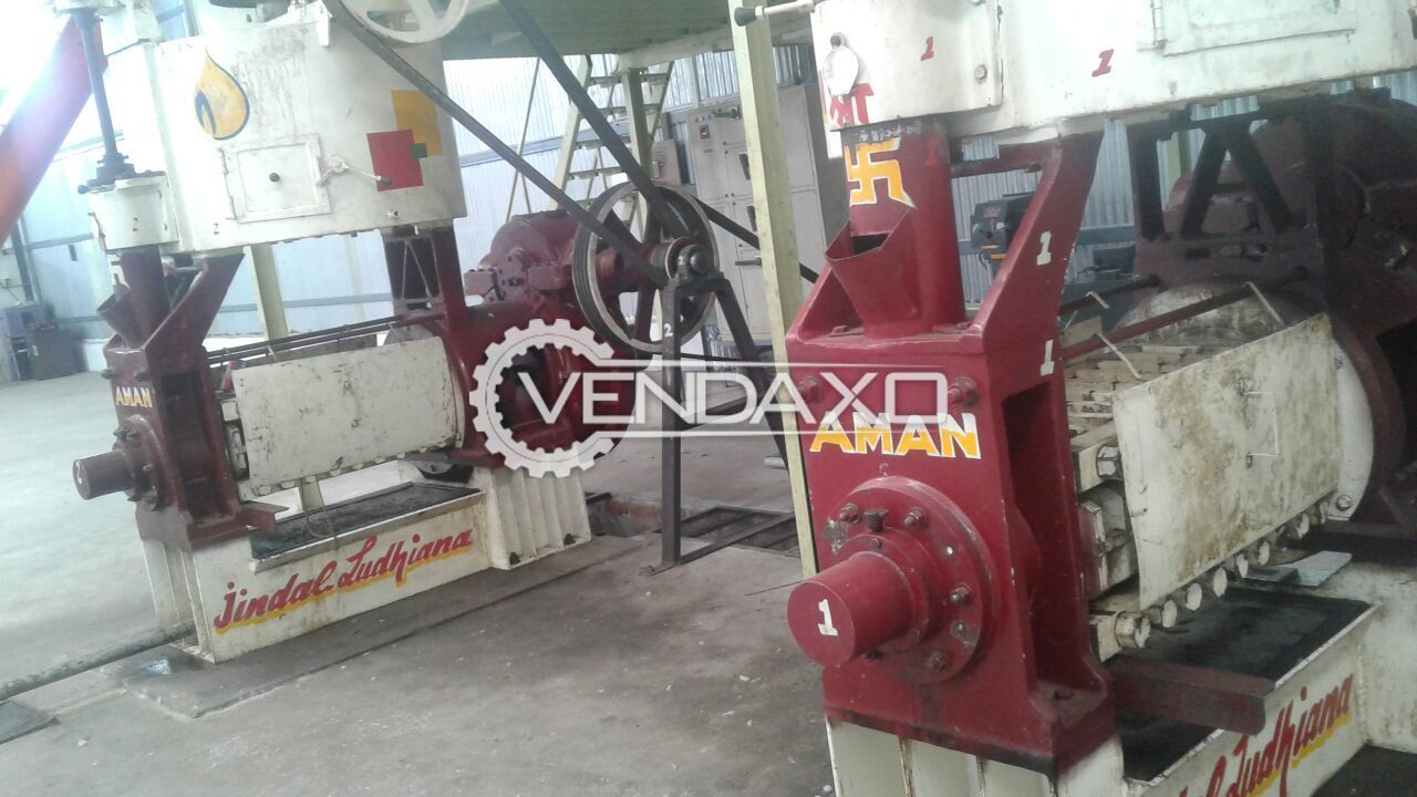 Available For Sale Aman Oil Expeller for Cotton Seed