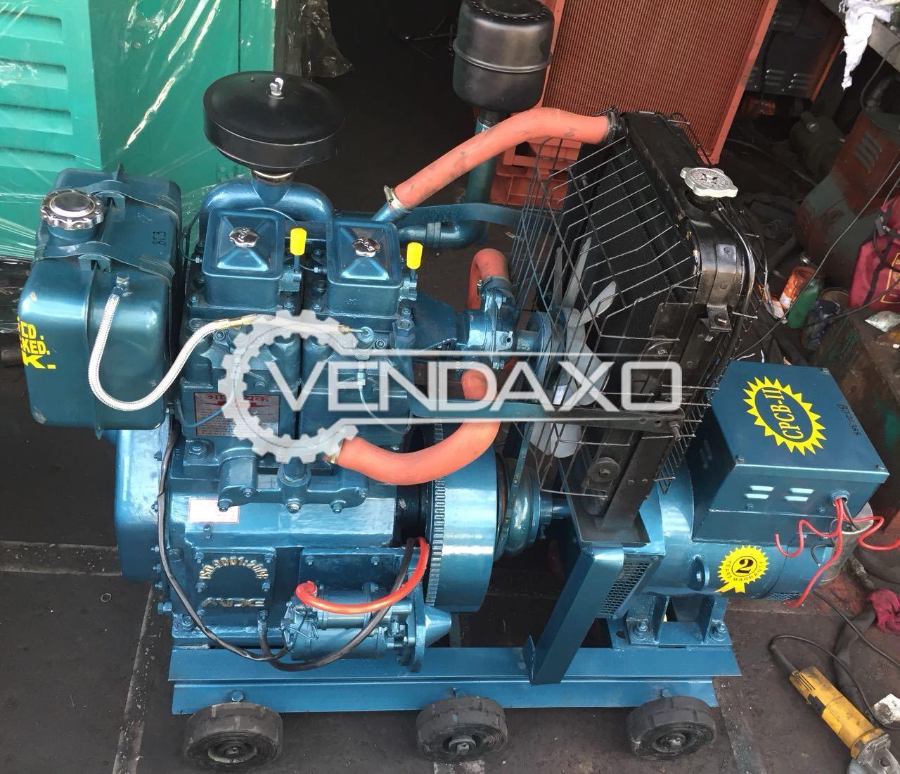Bajaj-M Diesel Generator - 20 Kva