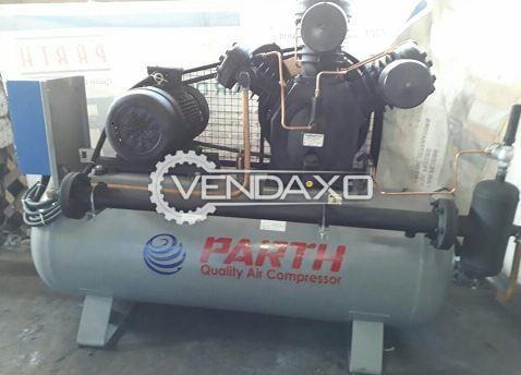 Parth PE 200 MS-M Air Compressors - 20 HP