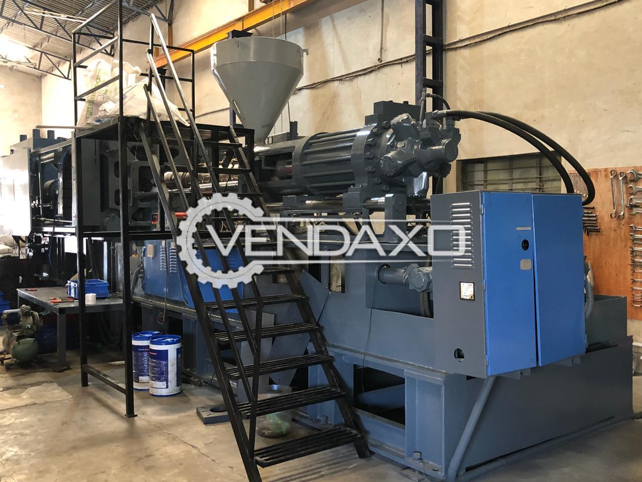 Windsor SPH-650 Injection Moulding Machine - Screw Diameter - 110 mm