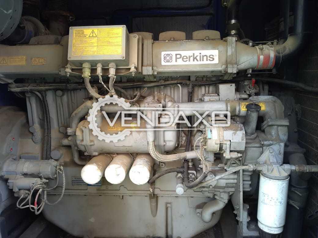 Perkins Diesel Generator - 750 Kva , 2013 Model