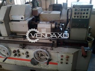 SHIGIYA G-30 Hydraulic Cylindrical Grinder Machine - Wheel Diameter - 350 mm