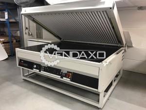 DuPont Cyrel 3000E Flexo Printing Machine - Plate Size - 132 x 203 CM