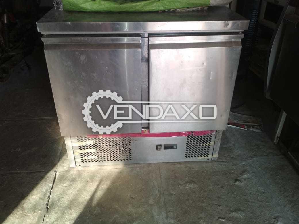 Mitora Stainless Steel Freezer and Storage - 500 Liter
